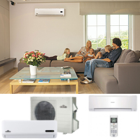 Ductless Heat Pumps, Mini Splits, Distributing, Distributor, Distributors, Washington, Oregon, California, Arizona, Nevada, New Mexico, Colorado, Utah, Idaho, Wyoming, Montana